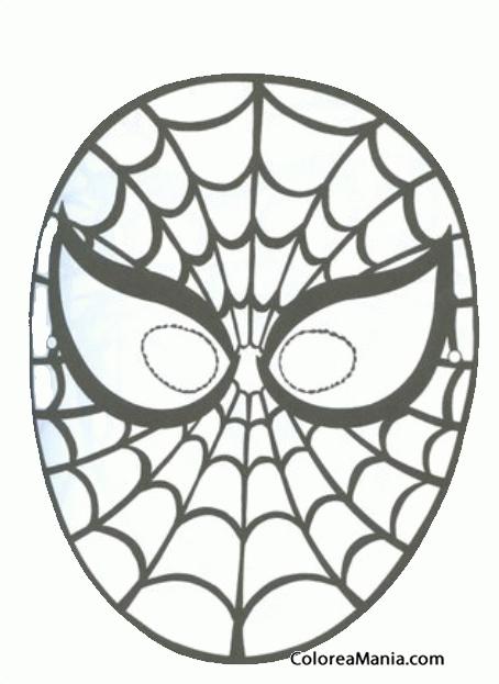 Antifaz Spiderman. Cheap. Amazing Antifaz Spiderman ...