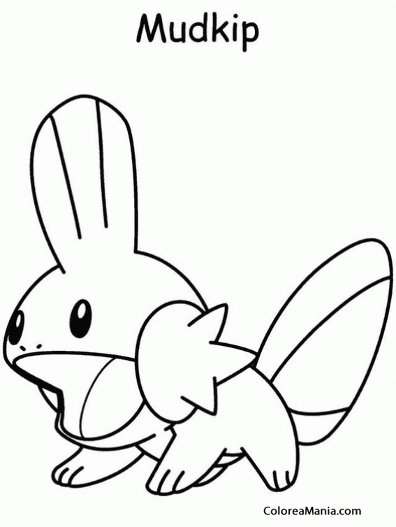 how to get mudkip in pokemon y