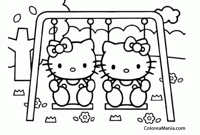Dibujos Para Pintar De Hello Kitty Gratis Beautiful Hello Kitty Perfect Dibujos Para Colorear