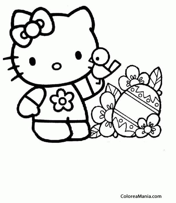 Excelente Pequeños Huevos De Pascua Para Colorear Imagen - Ideas ...