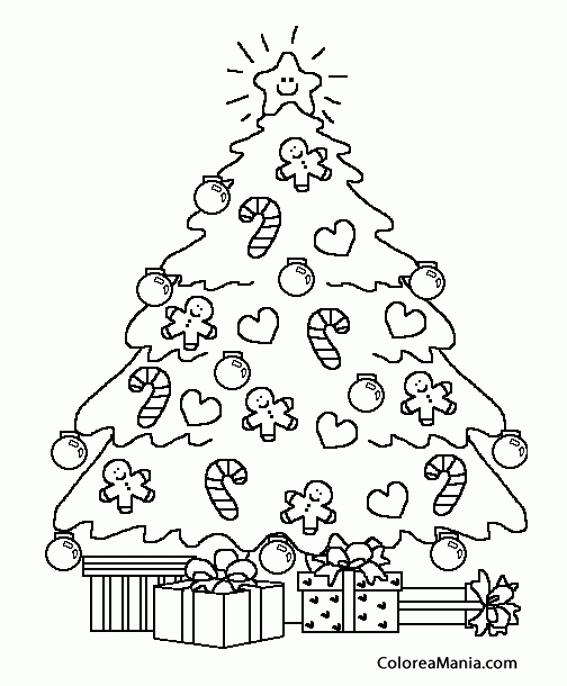 Juegos De Galletas De Navidad Para Colorear Imprimir Y Pintar