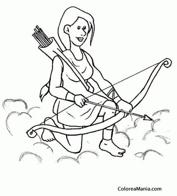 Dibujos Para Colorear Grecia Y Dioses Griegos | sokolvineyard.com