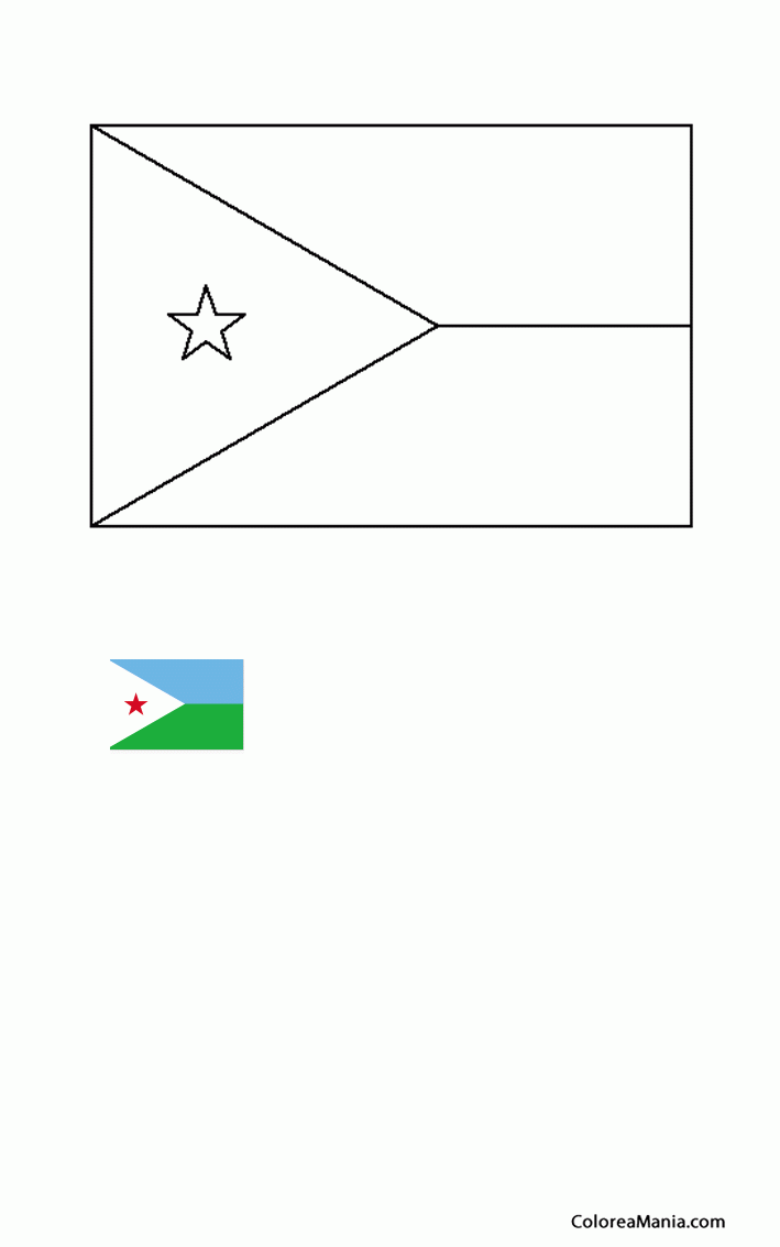 Excelente Bandera Alemana Para Colorear Adorno - Dibujos Para ...