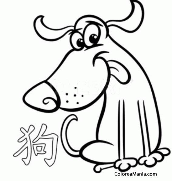 Excelente Páginas Para Colorear Chino Elaboración - Dibujos de ...